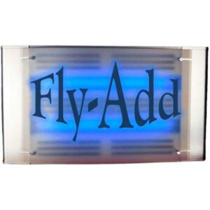 fluefangere fra fly-add med limplade